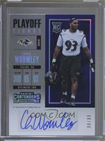 Rookie Ticket - Chris Wormley /99