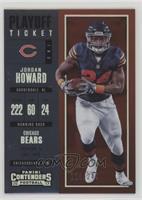 Season Ticket - Jordan Howard /249