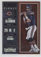Season Ticket - Mike Glennon /249
