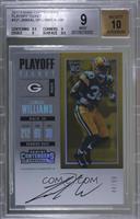Rookie Ticket RPS - Jamaal Williams [BGS9MINT] #/99