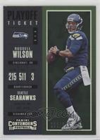 Season Ticket - Russell Wilson /249