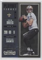 Season Ticket - Drew Brees /249