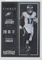 Season Ticket - Alshon Jeffery /249