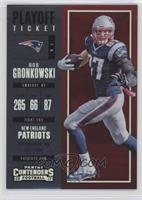 Season Ticket - Rob Gronkowski /249