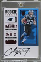 Rookie Ticket RPS - Christian McCaffrey