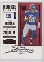 Rookie Ticket RPS - Evan Engram