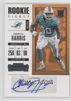 Rookie Ticket - Charles Harris