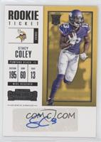 Rookie Ticket - Stacy Coley