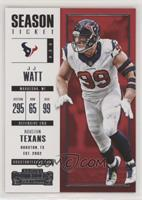 Season Ticket - J.J. Watt