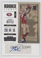 Rookie Ticket - George Kittle