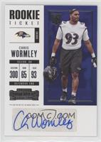 Rookie Ticket - Chris Wormley