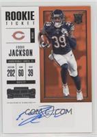 Rookie Ticket - Eddie Jackson