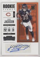 Rookie Ticket - Eddie Jackson