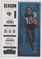 Season Ticket - Allen Hurns