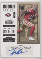 Rookie Ticket/Rookie Ticket Variation - Kendrick Bourne