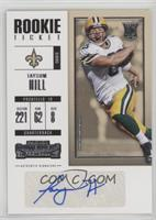 Rookie Ticket/Rookie Ticket Variation - Taysom Hill
