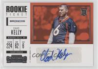 Rookie Ticket/Rookie Ticket Variation - Chad Kelly