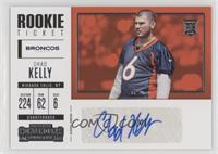 Rookie Ticket/Rookie Ticket Variation - Chad Kelly