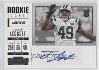 Rookie Ticket/Rookie Ticket Variation - Jordan Leggett