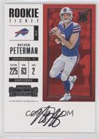 Rookie Ticket RPS - Nathan Peterman