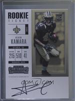 Rookie Ticket RPS - Alvin Kamara
