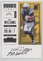 Rookie Ticket RPS - Mike Williams