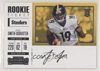 Rookie Ticket Variation RPS - JuJu Smith-Schuster