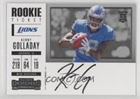 Rookie Ticket Variation RPS - Kenny Golladay