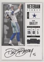 Veteran Ticket - Dan Bailey