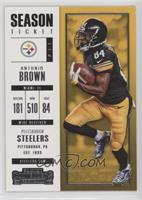Season Ticket - Antonio Brown