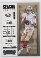 Season Ticket - Brian Hoyer