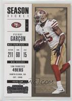 Season Ticket - Pierre Garcon