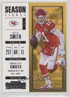 Season Ticket - Alex Smith