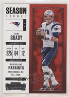 Season Ticket - Tom Brady