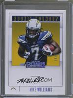 RPS - Mike Williams #/15