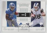 Kenny Golladay, Cooper Kupp /199