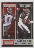 Jameis Winston, DeSean Jackson, Mike Evans, O.J. Howard /199