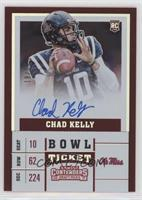 College Ticket - Chad Kelly /25