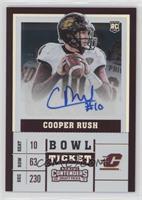 College Ticket - Cooper Rush /99