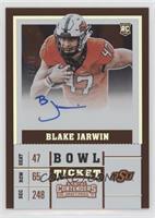 College Ticket Variation - Blake Jarwin /99