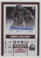 College Ticket - Kenny Golladay /99