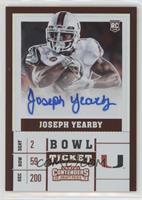 Joseph Yearby #/99
