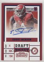 College Ticket - Eddie Jackson