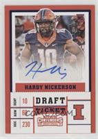 College Ticket - Hardy Nickerson