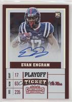 College Ticket - Evan Engram /15