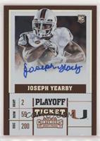 Joseph Yearby #/15