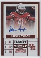 Steven Taylor #/15