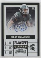 Riley Bullough #/15