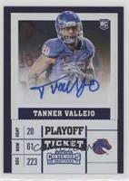 Tanner Vallejo #/15
