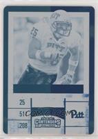Season Ticket - LeSean McCoy #/1